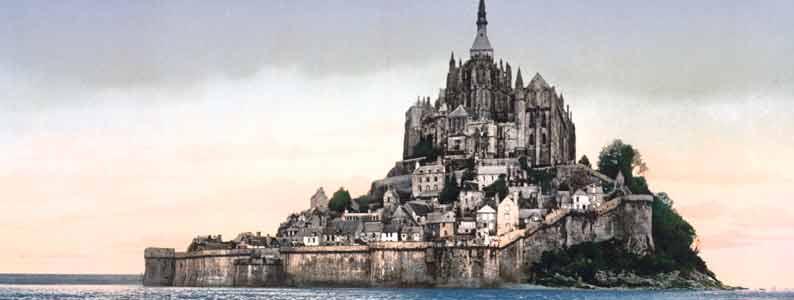 LISIEUX, ROUEN Y MONT ST. MICHEL _______________________________ ____________EUROPA____________
