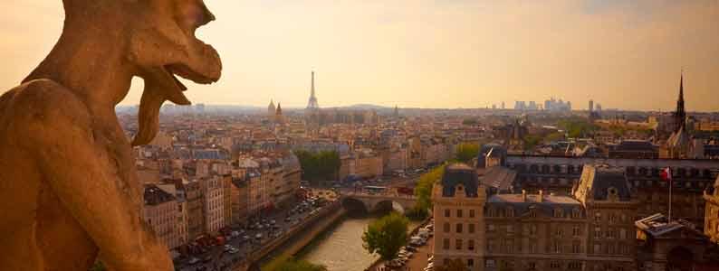 PARIS Y VALLE DEL LOIRA