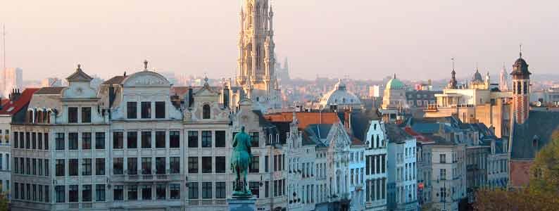 BRUSELAS Y ESTRASBURGO (6 DIAS)