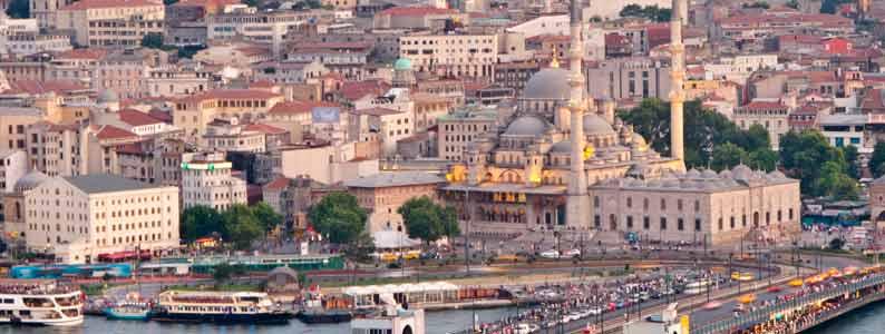 ESTAMBUL Y CAPADOCIA _______________________________ MEDITERRÁNEO Y ORIENTE MEDIO