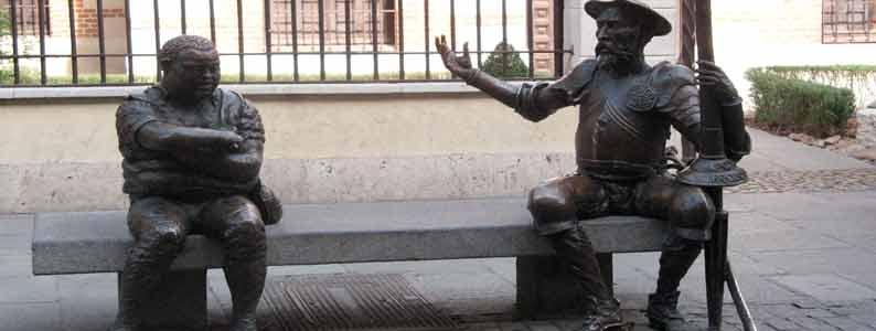 RUTAS LITERARIAS POR LA PENÍNSULA IBÉRICA
