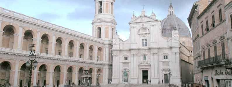 GRANDES SANTUARIOS ITALIANOS _______________________________ ____________EUROPA____________