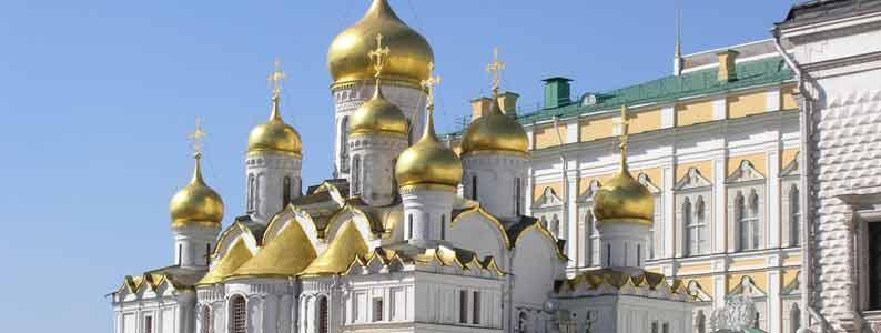 MOSCÚ – SAN PETERSBURGO II