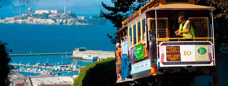 SAN FRANCISCO Y LAS VEGAS