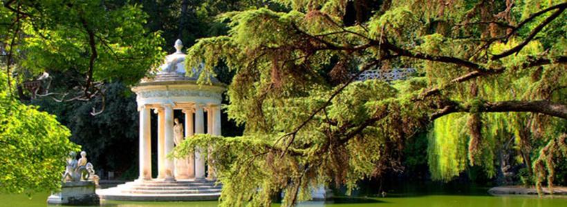 Parques y jardines de italia 9 d as ideatur for Jardines venecia