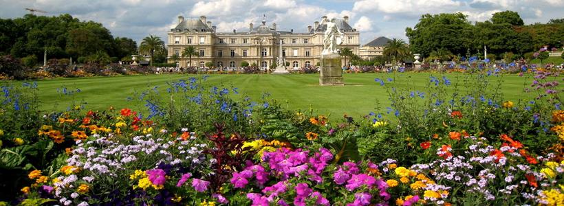 parques y jardines de francia ideatur