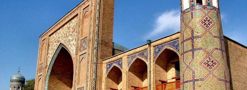 UZBEKISTAN – TURKMENISTAN