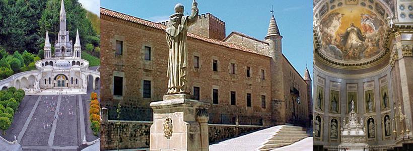 CAMINO DE STO. DOMINGO COMPLETO: ESPAÑA, FRANCIA, ITALIA (14 DÍAS-AVIÓN) _______________________________ JUBILEO DE SANTO DOMINGO DE GUZMÁN
