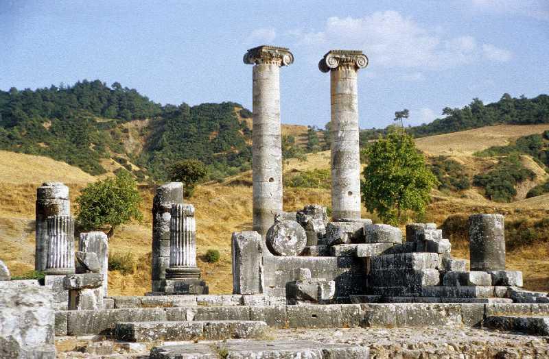 RUTA DE SAN JUAN EVANGELISTA II ____________________________________ GRECIA – TURQUIA